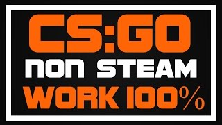 CS:GO Non Steam --- WORK 100%  ( SRB CRO BiH )