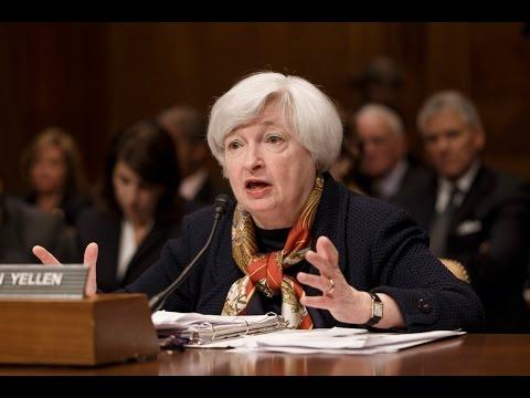 Focus On Janet Yellen Semi Annual Testimony