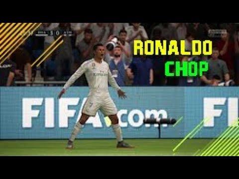 FIFA 18 | The Ronaldo CHOP TUTORIAL | PS4