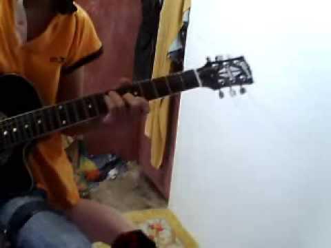 ku dalam dilema (guitar cover)