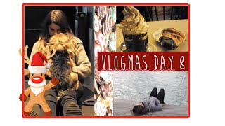 Mercado Santa Llucia, visita a casa | Vlogmas 8 Thumbnail