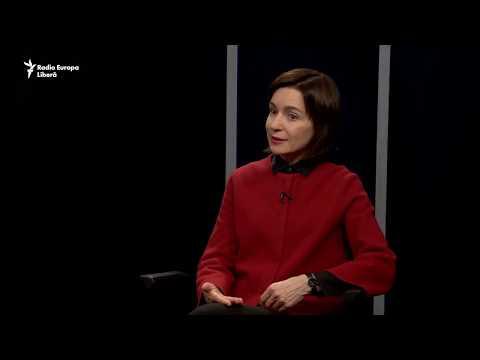 """Maia Sandu: """"Lui Igor Dodon îi Este Frică De Un Procuror Independent"""""""