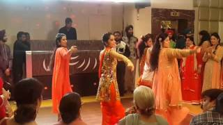 Punjabi Wedding performance