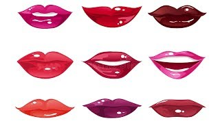 Scientists Reveal What the Shape of Your Lips Says About You And Your Personality
