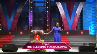 The Blessing for Building......Pastor Funke Adejumo