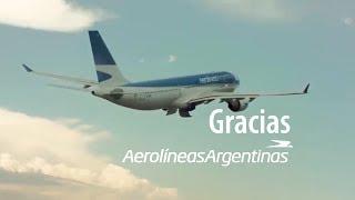 AEROLINEAS ARGENTINAS, VUELOS DE REPATRIACION