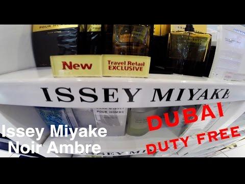 Dubai Duty Free Fragrances 2016