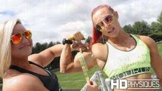 Massive Muscle Katie Lee at HDPhysiques