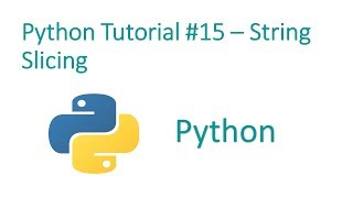 Python Programming Tutorial #15- String Slicing in Python
