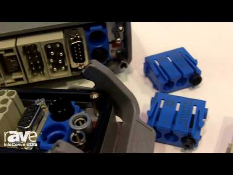 InfoComm 2015: HARTING Shows Modular Family of Products