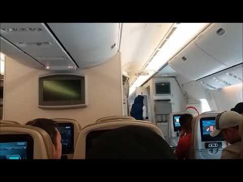 Pengalaman Pertama Umroh Dengan Pesawat Saudi Arabian Airlines