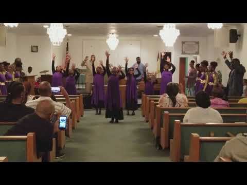 Trust in you by Anthony Brown and Group Therphy- Dancing with A Purpose-