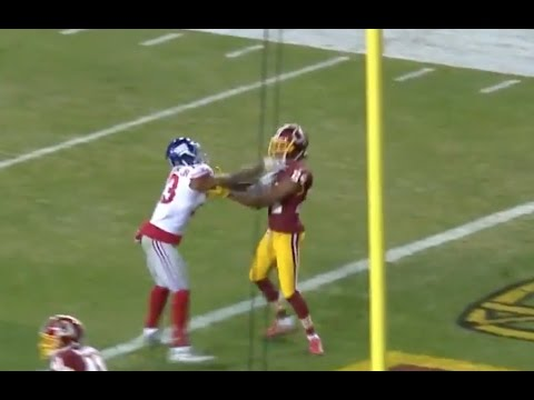 Thumbnail: Odell Beckham Jr. Head-Butted By Josh Norman, Get Into FIGHT