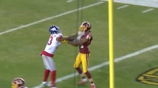 Odell Beckham Jr. Head-Butted By Josh Norman, Get Into FIGHT
