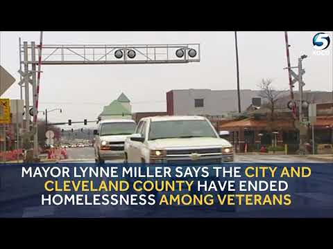 Mayor says Norman, Cleveland County have resources to house city's homeless veterans