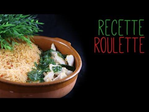 Vermicelles de riz sautées au poulet !