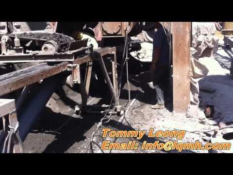 Concrete Pipe Machine / Concrete Pipe Moulds / PSC & RCC Hume Pipe Machine