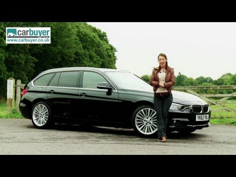 BMW 3 Series Touring review - CarBuyer