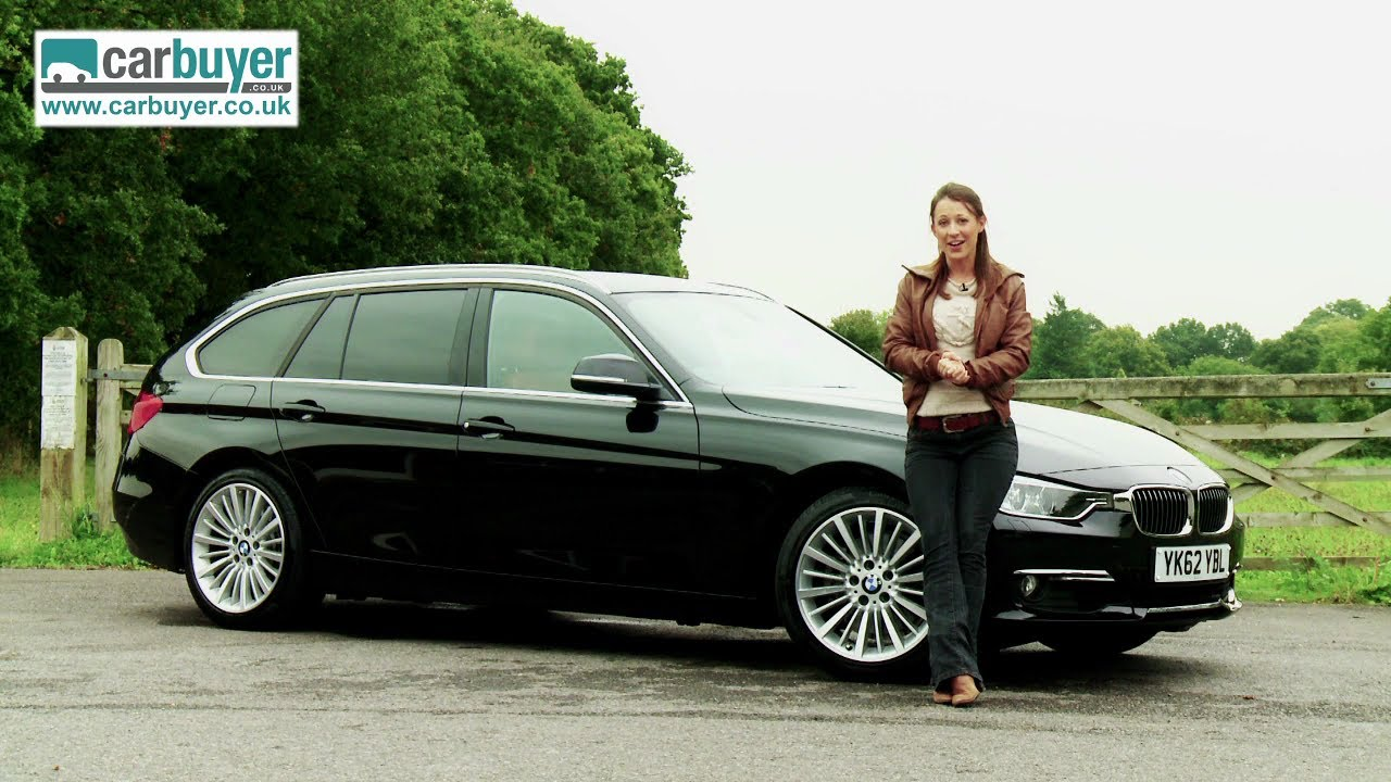 Bmw 3 Series Touring Estate Review Carbuyer Youtube