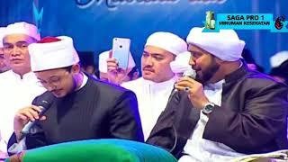 Hubbun Nabi + Sholatullahima Lahat Kawakib Habib Syech bin Abdul Qadir Assegaf Feat Mustofa Atef