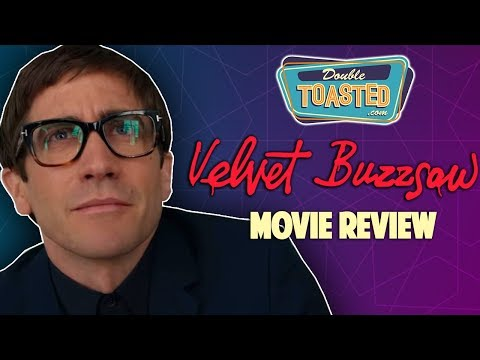 VELVET BUZZSAW MOVIE REVIEW 2019