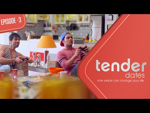 Tender Dates Episode 3 | Web Series India 2017 | One Swipe Can Change Your Life | The Big Shark