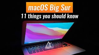 macOS Big Sur: what's new? — 11 things you should know when upgrading