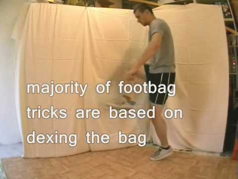 Anz' Trikz - Theory - Footbag Tutorials