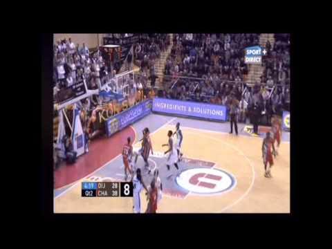 Vidéo qt2 JDA Dijon vs Elan Chalon X 2012