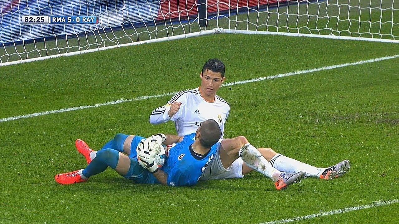 Cristiano Ronaldo'yu Sinirlendirirseniz Ne Olur ? Pişman Olacaksınız..