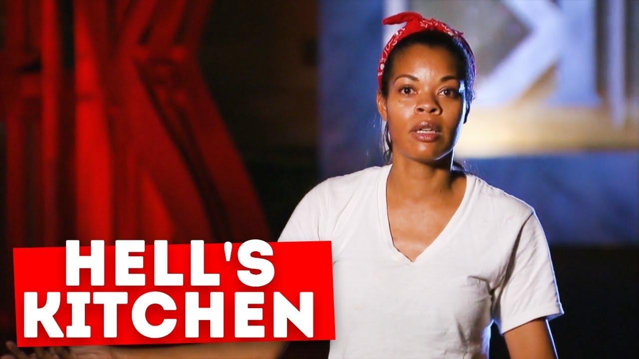 Hell S Kitchen Season 17 Episode 10 Barbie Youtube