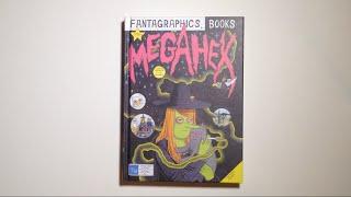 Megahex by Simon Hanselmann - video preview
