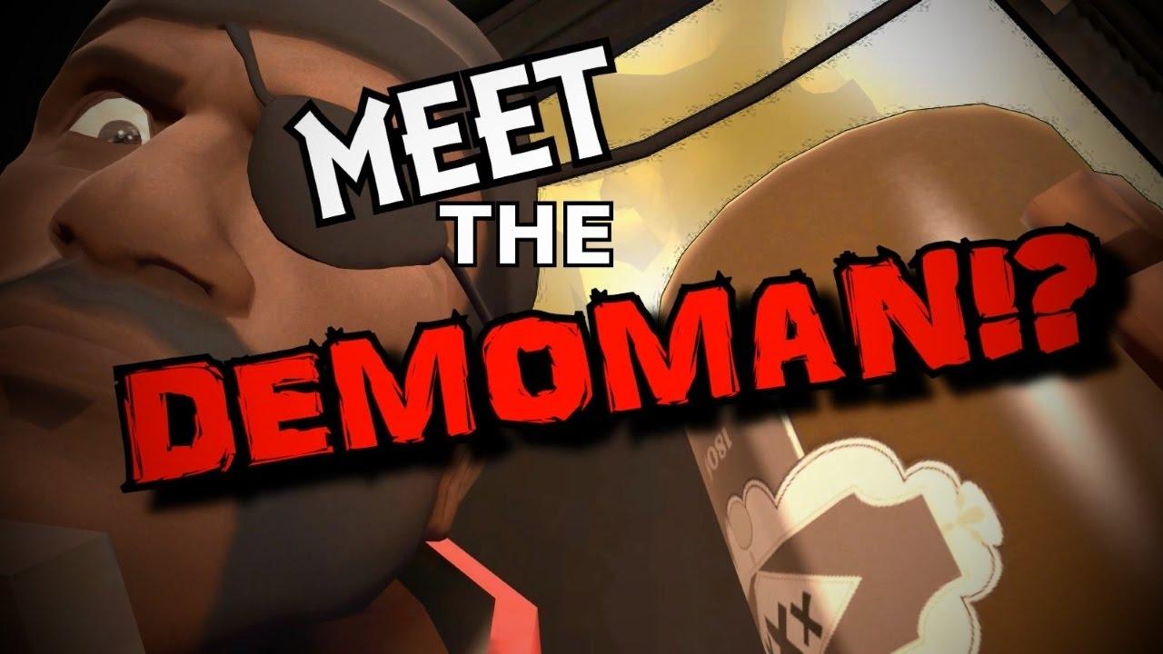 Meet The Sniper But It S Demoman