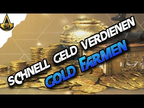 assassins creed origins easy geld verdienen schnell geld machen farmen ac origins youtube. Black Bedroom Furniture Sets. Home Design Ideas