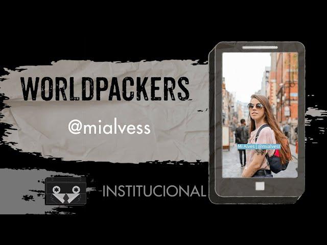 Worldpackers Academy  -  Como montar seu próprio roteiro com @mialvess