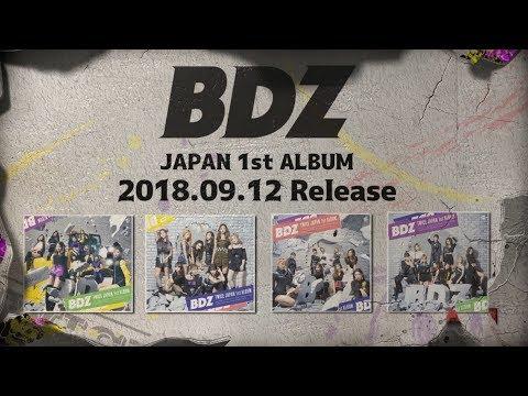 TWICE「BDZ」Information