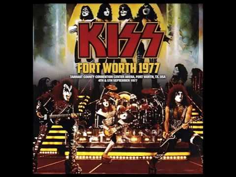 KISS – Fort Worth 1977