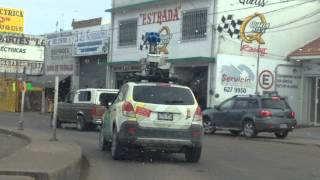 Carro De Google Maps En Irapuato Free HD Video