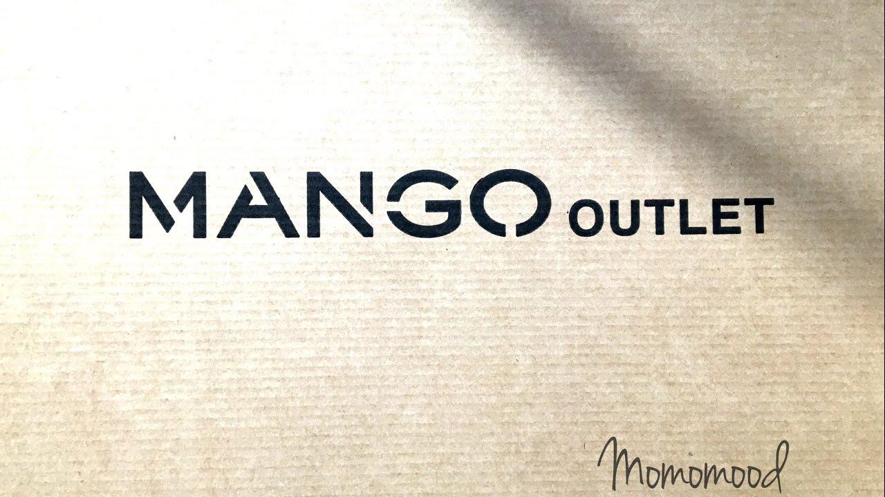 Mango Outlet Haul Momomood Youtube