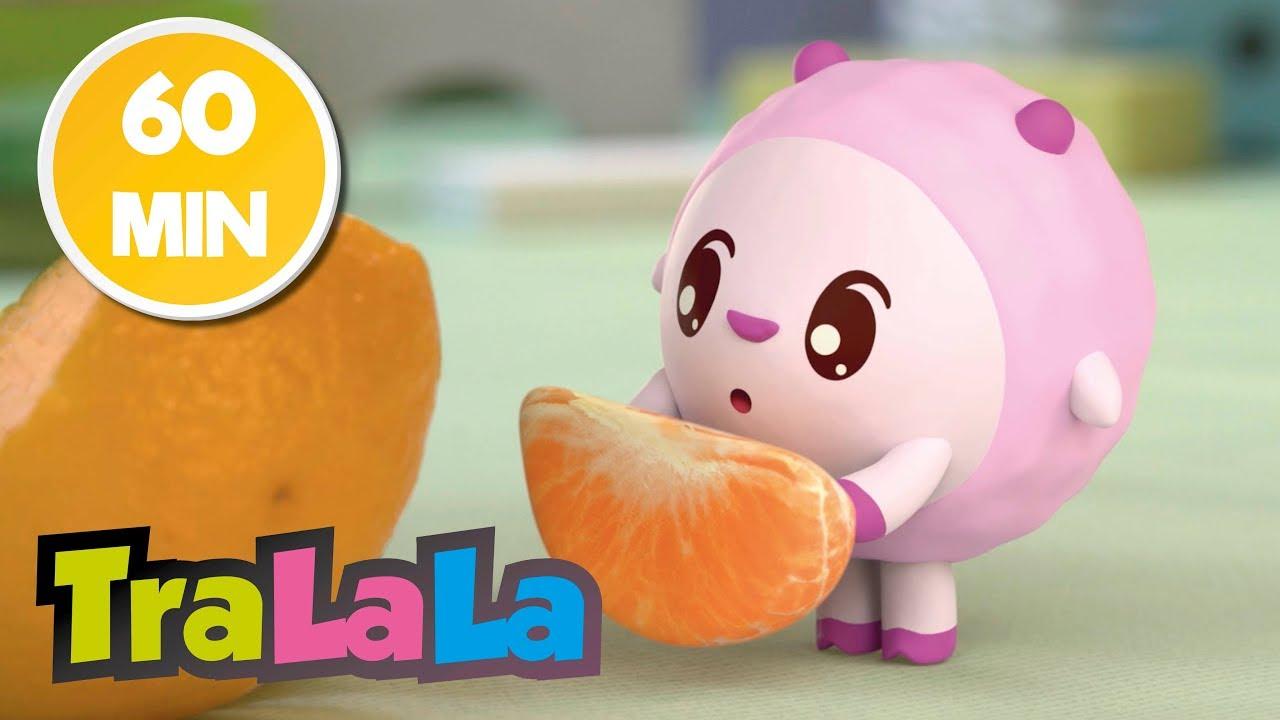 BabyRiki 60MIN (Mandarine) - Desene animate | TraLaLa