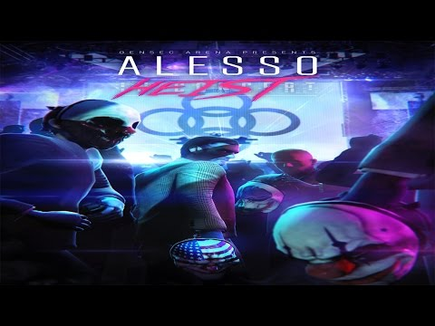 The Alesso Heist - Stealth Co-Op - Payday 2
