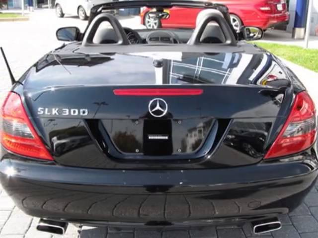 2009 Mercedes Benz SLK Class SLK300 Convertible   Germantown, MD