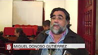Miguel Donoso presentó su libro La Maleta en la CCE