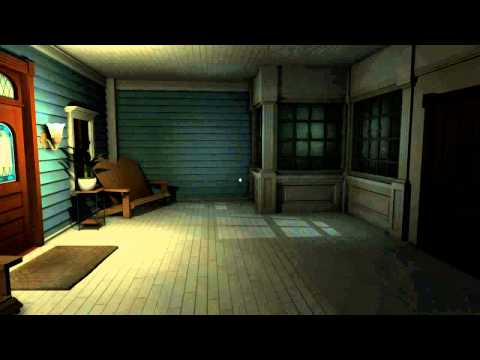 Gone Home - Gameplay Teaser Trailer