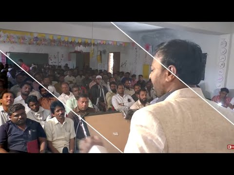 Aspatal Ki Ghoshana Bagmare Social Group Foundation...! Bijapur News 16-01-2019