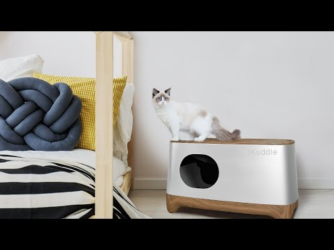 iKuddle Smart Self cleaning Litter Box