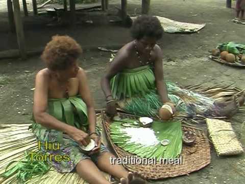 Vanuatu - Torres islands