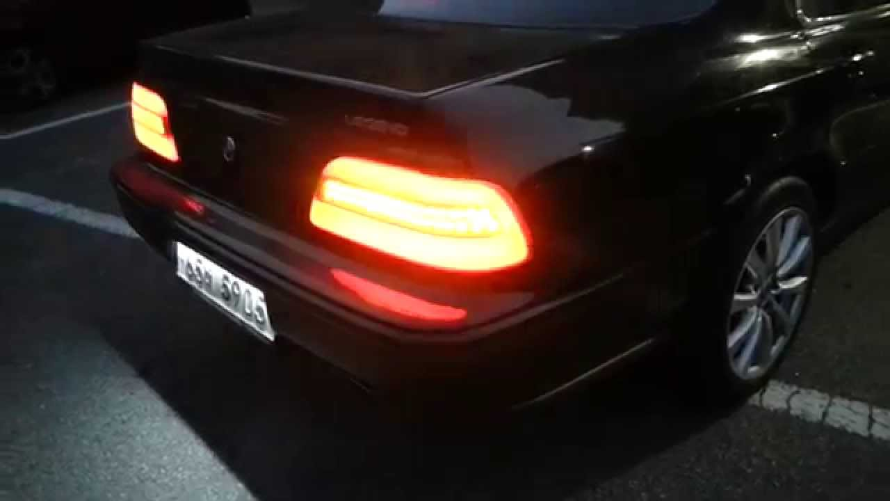 acura legend 97' Arcadia(ka7) - YouTube