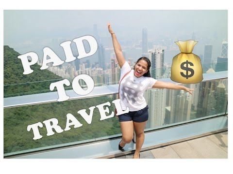 HONG KONG ON A BUSINESS TRIP?! - Travel Vlog