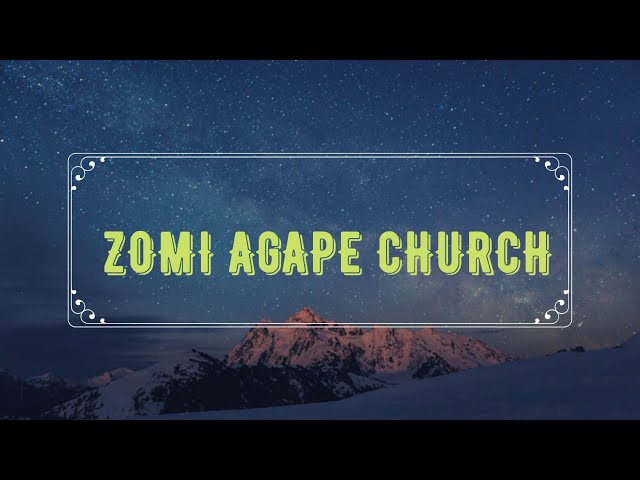 ZAC SUNDAY MAIN SERVICE